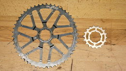 OneUp Shark 50T Sprocket Kit - Review