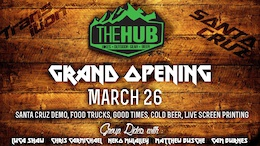 Grand Opening - The Hub and Pisgah Tavern