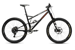 Lichen Bikes, Cascadian Handbuilt Steel Trail Bikes
