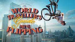 Brett Rheeder Flips Around the World in 10 Days