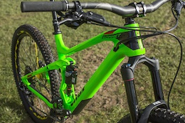 Vitus Bikes go Carbon with their Enduro Ready Sommet CRX and CR