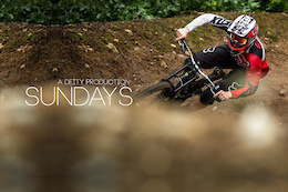 Lazy Sunday DH Laps at Coast Gravity Park - Video