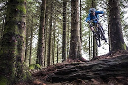 BikePark Wales Launches New HotStepper Trail - Video