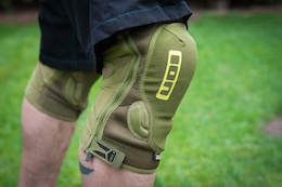 Ion K-Lite Zip Knee Pads - Review