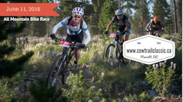 Cow Trail Classic and Kids Mountain Bike Race