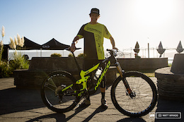EWS Bike Check: Sam Blenkinsop's Norco Range