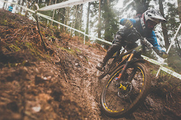 British Enduro Series Round One 2016 - Video