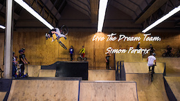 Live the Dream Team: Simon Perdrix - Video