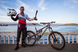 The Rocky Mountain Bicycles Urge bp Rally Team in Chile for EWS