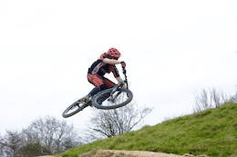 Katy Curd Rides at 417 - Video