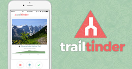 TrailTinder App now live.