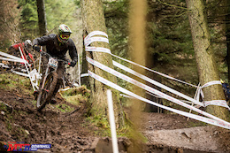 British Downhill Series 2016, Round One, Ae Forest - Results