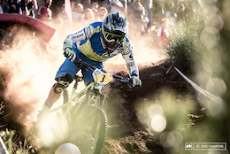 Day Two Race Action: EWS 2016 Round Two, Bariloche