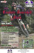 Grassroots Racing-Couloir Downhill Racing Club