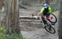 Graeme Pitts Taking Hits in Napa and Pacifica - Video