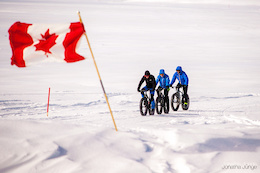 Fat Bike Web Series, Brazilians Across Quebec - Video