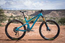 Yeti SB5.5c - First Ride