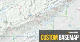 Trailforks Custom Basemap