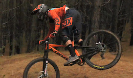 Connor Fearon Slapping the Hills - Video