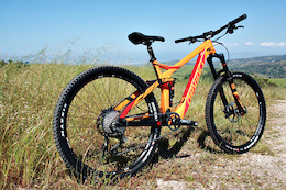 Devinci Limited-Edition Troy XT - Sea Otter 2016