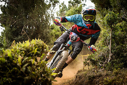 Montenbaik Enduro World Series 2016 Corral, Chile - Video