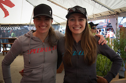 Catching Up With the Specialized XC Women - Sea Otter 2016