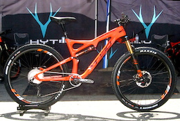 British Invasion: Whyte Bikes T130C Works - Sea Otter 2016