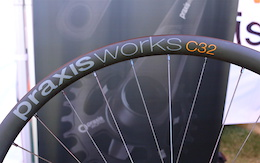 Praxis' New Carbon and Aluminum Wheels - Sea Otter 2016