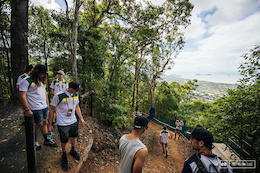Jungle Boogie: Track Walk - Cairns DH World Cup 2016