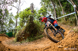 Practice Highlights Video - Cairns DH World Cup 2016