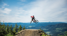 Hafjell Bike Park - Video