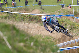 Schwalbe British 4X Series Round Two, Afan - Video