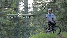 Noah Allman, Sooke in the Spring - Video