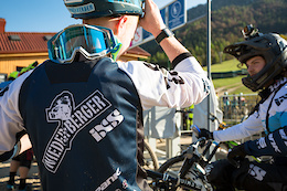 2016 iXS European Downhill Cup: Round 1, Kranjska Gora, Slovenia - Course Check - Video