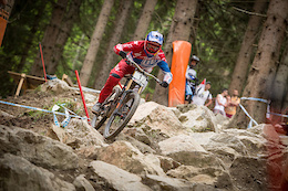 Tough Riding and Racing in Leogang
