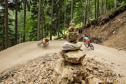Petzen Flow Trails, Austria - Video