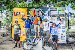 2016 California Enduro Series - Round 2: Battle Born Enduro, Pro Podium