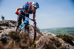 Ibis Cycles Enduro Race Team at EWS Round Three, Ireland