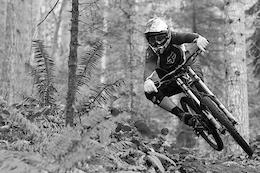 Claudio Rides Stevie Smith's Bike