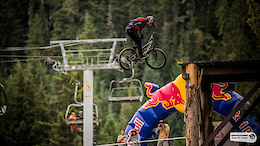 Pedal with Pros Down the Red Bull Joyride Course - Video