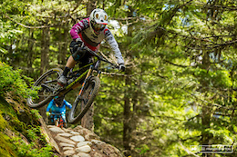 Opening Day at the Whistler Bike Park