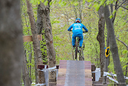 Vittoria ESC Atlantic Series DH Round 1 at Plattekill - Video