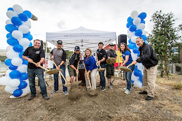 San Jose Breaks Ground on the Lake Cunningham Bike Park