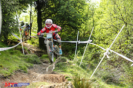 British Downhill Series 2016, Round Three, Rhyd-Y-Felin - Results