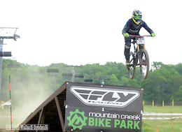 Vittoria ESC Atlantic DH and ProGRT Round 2, Mountain Creek - video