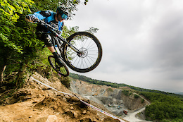 Vitus First Tracks Enduro Cup Round 2 Bigwood - Video