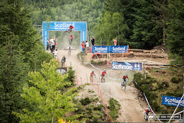 Track Walk - Fort William DH World Cup 2016