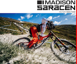 Madison Saracen Factory Race Team: UCI World Cup Round Three - Fort William, Scotland