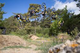 Shredding Enduro Bikes - Video