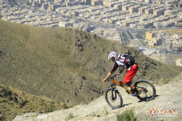 Exploring Iran by Mountain Bike